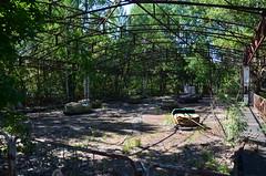 DSC_6296 (aktarian) Tags: ukraine ukrajina chernobylexclusionzone pripjat pripyat ruins ruševine zapuščeno abandoned mestoduhov ghosttown zapuščenazgradba zapuščenezgradbe abandonedbuilding abandonedbuildings urbanruins pripyatamusementpark zabaviščniparkpripjat