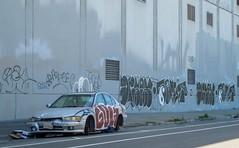 (gordon gekkoh) Tags: ray alsoe gun ftl drsex drsexo pigs al oakland graffiti savie