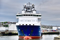 REM Mistral - Aberdeen Harbour Scotland - 12/6/2018 (DanoAberdeen) Tags: remmistral 2018 danoaberdeen aberdeen psv ship boat vessel offshore oilrigs harbour seaport seafarers marine maritime water wasser scotland abdn abz aberdeenharbour aberdeenscotland clouds vessels supplyships offshoreships cargoships tug tugboat geotagged pocraquay footdee fittie shipspotting metal transport northeastscotland candid amateur recent shipspotters northsea sailors grampian autumn summer winter spring ships