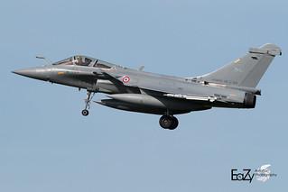 102 / 30-EF French Air Force (Armée de l'air) Dassault Rafale C