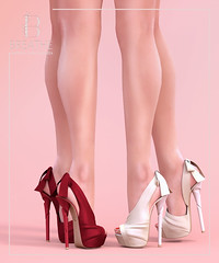 [BREATHE]-Nataly Heels ([Breathe]) Tags: breathe secondlife mesh fameshed go heels slink maitreya belleza mainstore playgirl