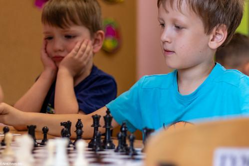 VIII Turniej Szachowy o Mistrzostwo Przedszkola Europejska Akademia Dziecka-3
