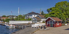 the sunny side of Lillesand (gormjarl) Tags: lillesand høvåg austagder norway summer holiday