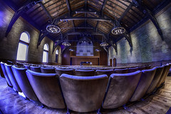 Royal Conservatory of Music (Greg David) Tags: royalconservatoryofmusic blogtodot18 toronto ontario canada doors open 2018 doorsopen fisheye
