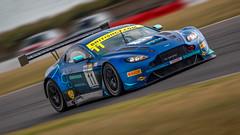 #11 TF Sport - Aston Martin Vantage V12 GT3 - Mark Farmer, Nicki Thiim British GT Championship (Fireproof Creative) Tags: nickithiim tfsport snetterton astonmartin vantage v12 britishgtchampionship britishgt t norfolk england fireproofcreative