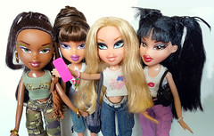 Bratz TV Series Dolls Selfie (Luxtoygraphy) Tags: bratz bratzdoll bratzseries bratzthoughtz bratzdollz bratzfunkout bratzdolls bratztv bratztvshow bratzflauntit bratztreasures bratzxpressit boo bratzprincess bratzprincessyasmin bunny bunnyboo prettyprincess pretty treasures mgae angel cloe jade xpressit angelz movie moviedoll moviedolls princess princessyasmin rockangelz funkoutcloe funkoutjade rock passionforfashion thoughtz it out cat kat flaunt flauntit funkout funkoutsasha funkoutyasmin koolkat yasmin funk fashion passion4fashion doll dolls cool kool sasha mga selfie selfies