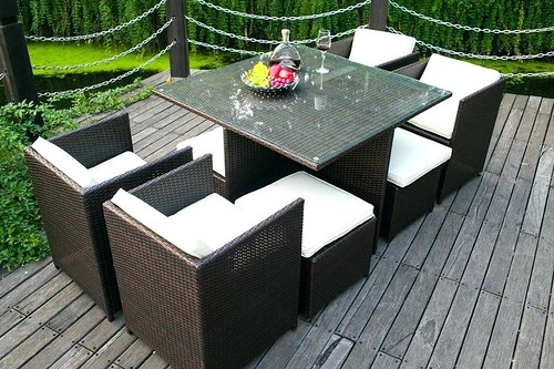 Tips for Cleaning Outside Patio Furniture