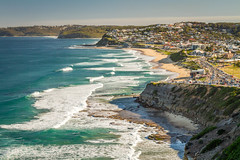 Susan Gilmore Beach, Newcastle, New South Wales 1 (golferdave2010) Tags: 2018 autumn beach landscape 7d australia new south wales canon may surf sea newsouthwales