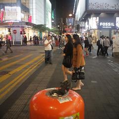 Hong Kong (peter.heindl) Tags: hong kong hongkong night causeway bay pettersonstreet fasionwalk sogo yeewoo yeewoostreat greatgeorge greatgeorgestreet