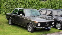 BMW 2002 1975 (XBXG) Tags: 68ft13 bmw 2002 1975 bmw2002 02 bmw02 youngtimer evenement classicpark cp boxtel noord brabant nederland holland netherlands paysbas vintage old classic german car auto automobile voiture ancienne allemande deutsch vehicle outdoor
