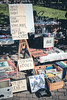 np: Tina Turner - Foreign Affair (Jaroneko) Tags: my12018 helsinki finland dallapénpuisto vallila siivouspäivä cleaningday fleamarket books art glassware vinyl records bazaar market selling stand usedgoods preowned city urban recycling tinaturner
