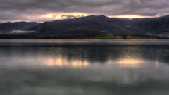 S.ta Croce lake at sunrise (Roberto Defilippi) Tags: 2018 372018 rodeos robertodefilippi nikond7100 nikkor2470mmf28 longexposition treppiede tripod landscape