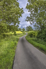 Country Road (John Joslin) Tags: rural scenic country road countryside england meadow grass tree scenery sky clouds tarmac hedges spring summer overcast a7rii bright colour color canon daylight field flora green grassland hill uk landscape nature natural outdoors outside sony trees wild