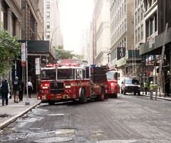 FDNY Engine 26 On Scene (MJ_100) Tags: emergencyservices emergencyvehicle fdny firedepartment firebrigade fireservice engine fireengine pumper appliance apparatus engine26 enginecompany
