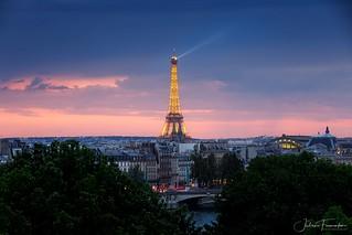 Tour Eiffel & Musée d'Orsay, Paris