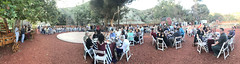 034 Wedding Banquet Under The Trees (saschmitz_earthlink_net) Tags: 2018 california angelesnationalforest losangelescounty sylmar reptacularranch kevinjessicawedding