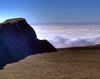 Elements (Robyn Hooz (away)) Tags: reunion nuvole inversione strato layer sand sabbia lava piton adventure aria air