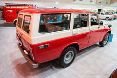 Toyota Land Cruiser Station Wagon - 1979 (Perico001) Tags: fj55 lwb stationwagon landcruiser 1979 4x4 4wd awd allrad allwheeldrive allterrain offroad auto automobil automobile automobiles car voiture vehicle véhicule wagen pkw automotive autoshow autosalon motorshow carshow ausstellung exhibition exposition expo verkehrausstellung musée museo museum automuseum trafficmuseum verkehrsmuseum muséeautomobile toyotacollection duitsland germany deutschland allemange toyota toyotamotorcorporation kiichirotoyoda aichi nippon japan japon giappone keulen köln cologne nikon df 2018 peterpichert oldtimer classic klassiker