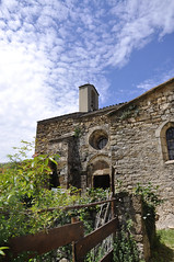 Restauration Eglise XIIe (SaintPaulLaCoste) Tags: saintpaullacoste égliseromane église camisard catholique galeizon gard parcnationaldescévennes