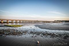Powder Point Bridge Low Tide Sunset-2-1529204430536 (Jeremie Doucette) Tags: powderpointbridge powderpoint bridge duxbury ocean bay lowtide beach rocks