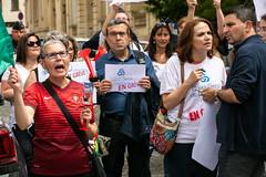 25052018Manifestation Caixa Banque16 (www.force-ouvriere.fr) Tags: caixa banques grève rassemblement fec salaires ©fblanc