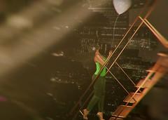 Until We Fall (SueGeeli DeCuir) Tags: elleboutique top maitreya lelutka nutmeg entwined vinyl vexin n21 poz rama spirit suicidalunborn cult virtualworld virtualreality secondlife blog styleitup styleitupsl studioexposure stairs