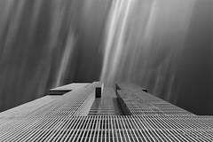 De Rotterdam. (PvRFotografie) Tags: nederland holland rotterdam rotterdamzuid architecture architectuur building buildings gebouw derotterdam cityscape blackandwhite blackwhite monochrome zwartwit sonyilca99m2 1224mm 12mm sigma1224mm sigma12244556 sigma1224mmf4556dgiihsm