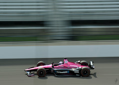 Jack Harvey (jcdriftwood) Tags: jackharvey driver indianapolismotorspeedway indy indy500 indianapolis indycar speed fast panning motionblur racecar practice sirius