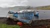 The Rainmaker.. (Harleynik Rides Again.) Tags: isleofskye oldwoodenboat shipwreck rain weather westernisles highlands loch harleynikridesagain explore inexplore