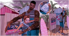 Papa & Penelope Day: Showcasing R2A (♥ Ellie ♥ Oh Pie Gosh ♥) Tags: accessories blog boys fashion flite girls matching ohpiegosh outfit r2a secondlife style toddleedoo unisex