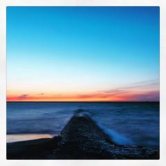 IMG_6397 (fot_oKraM) Tags: baltrum nordsee northsea sea sundown abendhimmel