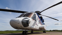 G-MRLI S-92, Scone (wwshack) Tags: bristow bristowhelicopters egpt psl perth perthairport perthshire s92 scone sconeairport scotland sikorsky helicopter northseaoilrigsupport offshorehelicopter offshorehelicopters oilrigsupport gmrli