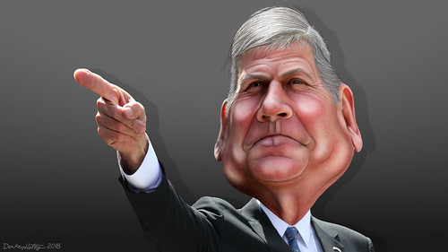 Franklin Graham - ERRor No. 1