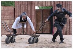#TeatroDelSilencio (^ ^ Saha) Tags: tac valladolid teatroyartesdecalle tacvll2018 teatrodelsilencio festival