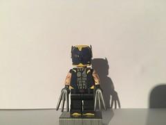 Custom LEGO X-Men: Wolverine. (Caruana Customs) Tags: apocalypse xmen logan wolverine