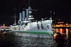 Le croiseur Aurore (lecocqfranck) Tags: croiseur aurore révolutuion octobre 1917 petrograd