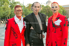 "Life Ball 2018 (Christian Leitner) Tags: 2018 sound music heimat photographerchristianleitner wien vienna life ball rathausplatz aids charity hiv costume party canon 5d pics fotos red ribbon eos 5 d mk iii 3 fun photos fotograf gay lesbian pride crazy events kostüm verkleidung bodypainting rathause ""red carpent"" ""roter teppich"" kostüme vip celebrity sexy celebrities österreich garten der lüste lueste luste garden lust fetisch cosplay dirndl tracht style schwul gery keszler 2017 knowyourstatus know your status parliament"
