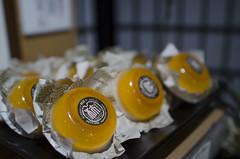 Suigetsuin Tokyo (Kim Yokota) Tags: akihabara tokyo japan 2017 dessert sweets chabaraakiokamarche nikond7000 nikonafsnikkor24mmf14ged japanesepackagedesign packaging bokeh food