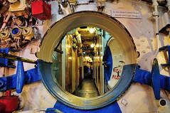 B-39 (J-Fish) Tags: b39 project641 foxtrotclass submarine soviet coldwar museumship museum maritimemuseum sandiego california d300s 1685mmvr 1685mmf3556gvr