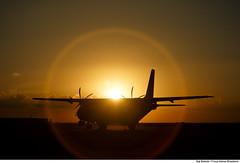 Cai o sol no pantanal (Força Aérea Brasileira - Página Oficial) Tags: 2018 brazilianairforce fab forcaaereabrasileira fotobrunobatista sc105 amazonas 2gav10 pordosol campograndems ala 5 sol ceu fimdetarde