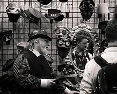 hats hats hats (Bo Dudas) Tags: inquadratura bw black blackwhite blackandwhite monochrome street beard hat hats