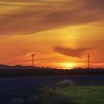 Wild West sunset thumbnail