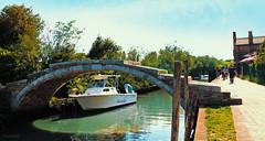 Isola di Torcello (*° Daniela A. *°) Tags: torcello venezia venice veneto italia italy sky nature architecture art river sea visit amazing place