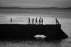20171225 Salvador 185.jpg (blogmulo) Tags: brasil bahia silhouette sunset travel brazil blackandwhite salvador barra