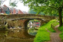 Shropshire Union Canal (Ugborough Exile) Tags: gnosall staffordshire stafford midlands england a6300 sony uk 2018