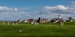 On the Village Green (armct) Tags: game spring pitch oval rotunda recreation sport cricket seaside green village uk unitedkingdom scotland nairn