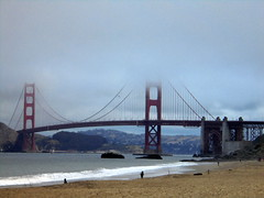 DSC04328 (classroomcamera) Tags: san francisco person people fish fishes fishing golden gate bridge sand sandy sands wet wave waves shore shores shoreline shorelines coast coasts fog fogs foggy cloud clouds cloudy overcast day daytime cover covers covering