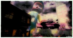 The child's toys (La Baroque (Laura) ️♡thnx for your visits️) Tags: craniumbay car street highway secondlife editing