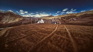 High-altitude farming