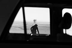 (sparth) Tags: olympusdigitalcamera sparth blackwhite blackandwhite bw noirblanc noiretblanc nb plage washingtonstate wa beach car voiture 2017 em5ii olympus